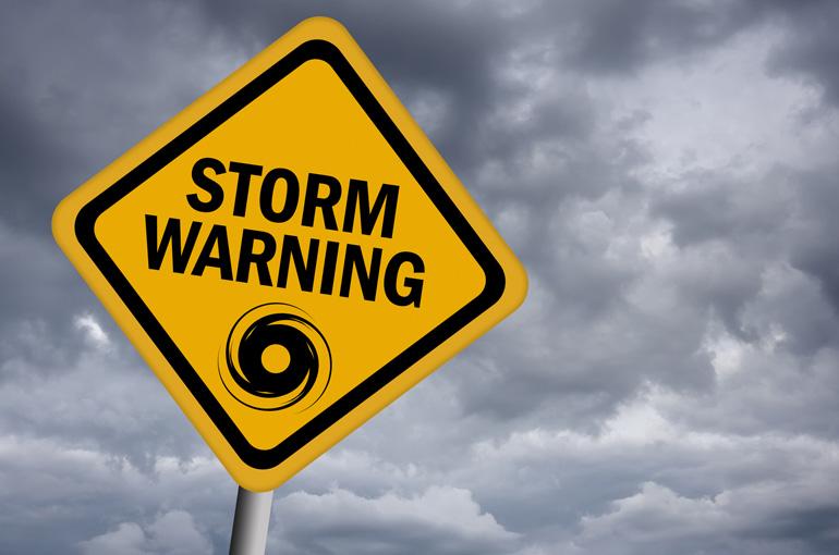 P3 Generator Services Storm Warning