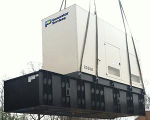 P3 Generator Services Generator Delivery