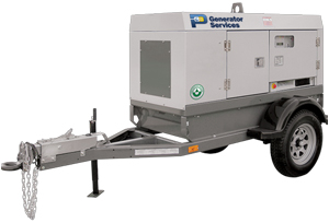 P3 Generator Services Mobile Generator