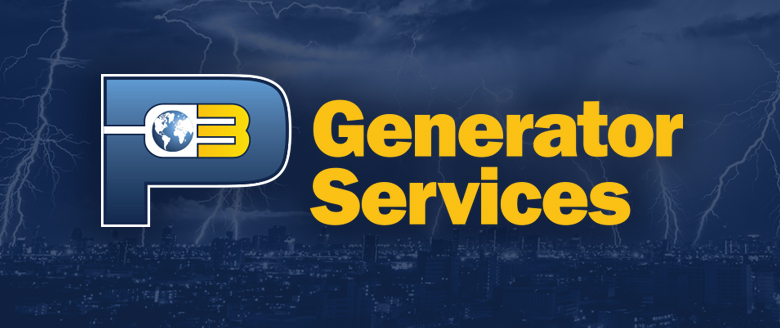 P3 Generator Services Logo
