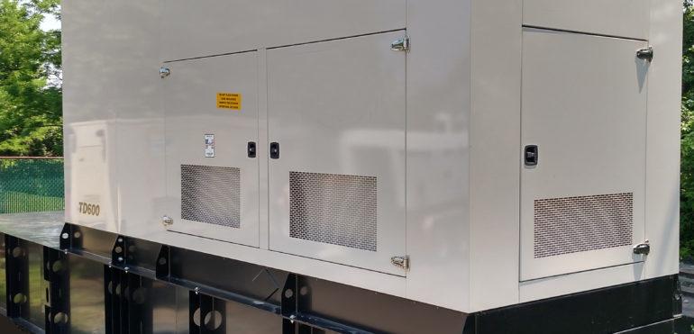 Fuel Management - P3 Generator Services