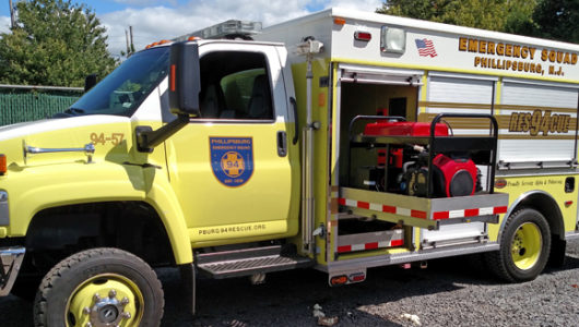 Phillipsburg Emergency Squad - P3 Generator Services