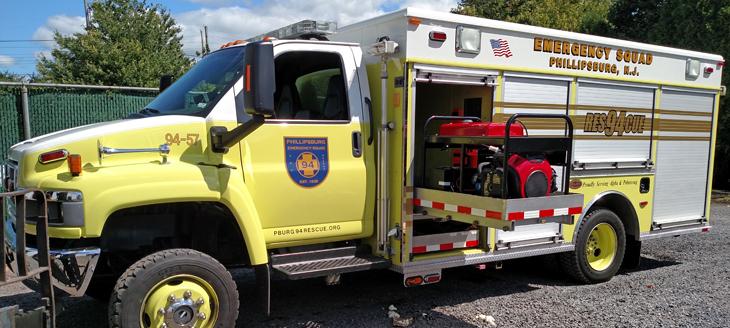 Phillipsburg Emergency Squad - P3 Generator Services