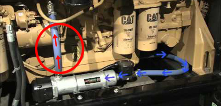 Block Heater Example - P3 Generator Services