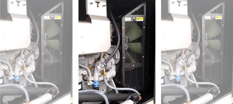 P3 Generator Services Coolant System Flush