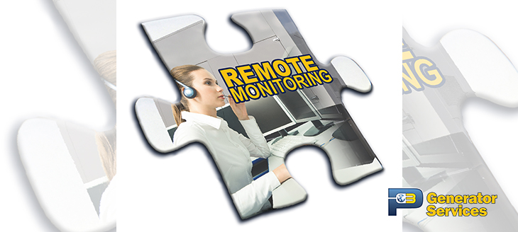 Remote Monitoring by P3 Generator Services