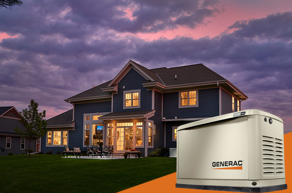 Generac Home Standby - P3GS
